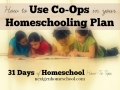 How to Use Co-Ops in Your Homeschooling Plan