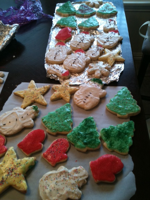 Ward Family Christmas Traditions: Week One