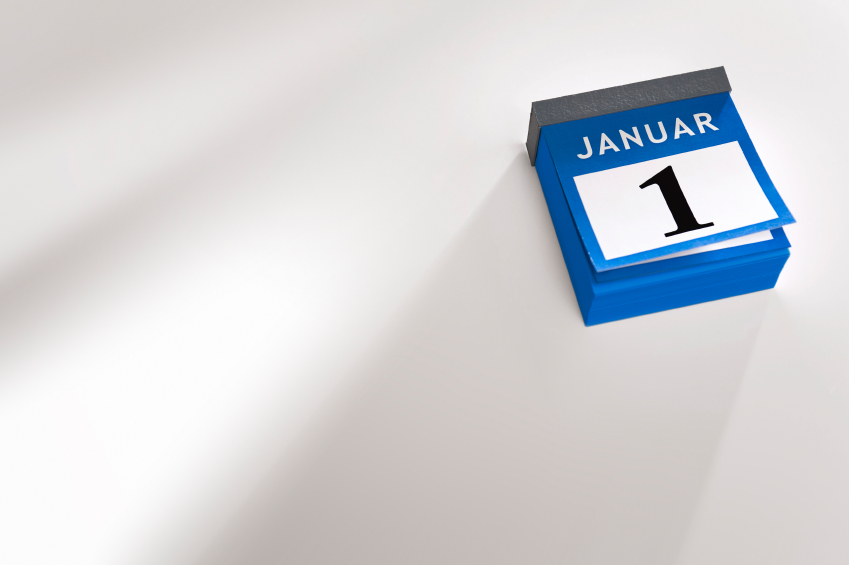 Friday Flashback: A Slow Start to a New Year