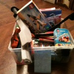 Our Homeschool Systems: The Prize Bucket