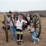 Friday Flashback: Field Trip to Civil War Reenactment Camp