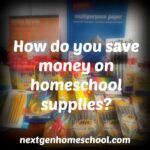 save money on school expenses