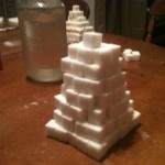 NGHS Journal: History meets art with sugar cube pyramids