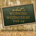 What's Working Wednesday Link-Up: Week 10