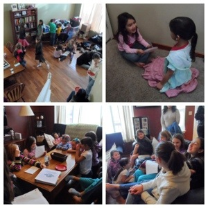 What's Working: Girls Book Club co-op takes off