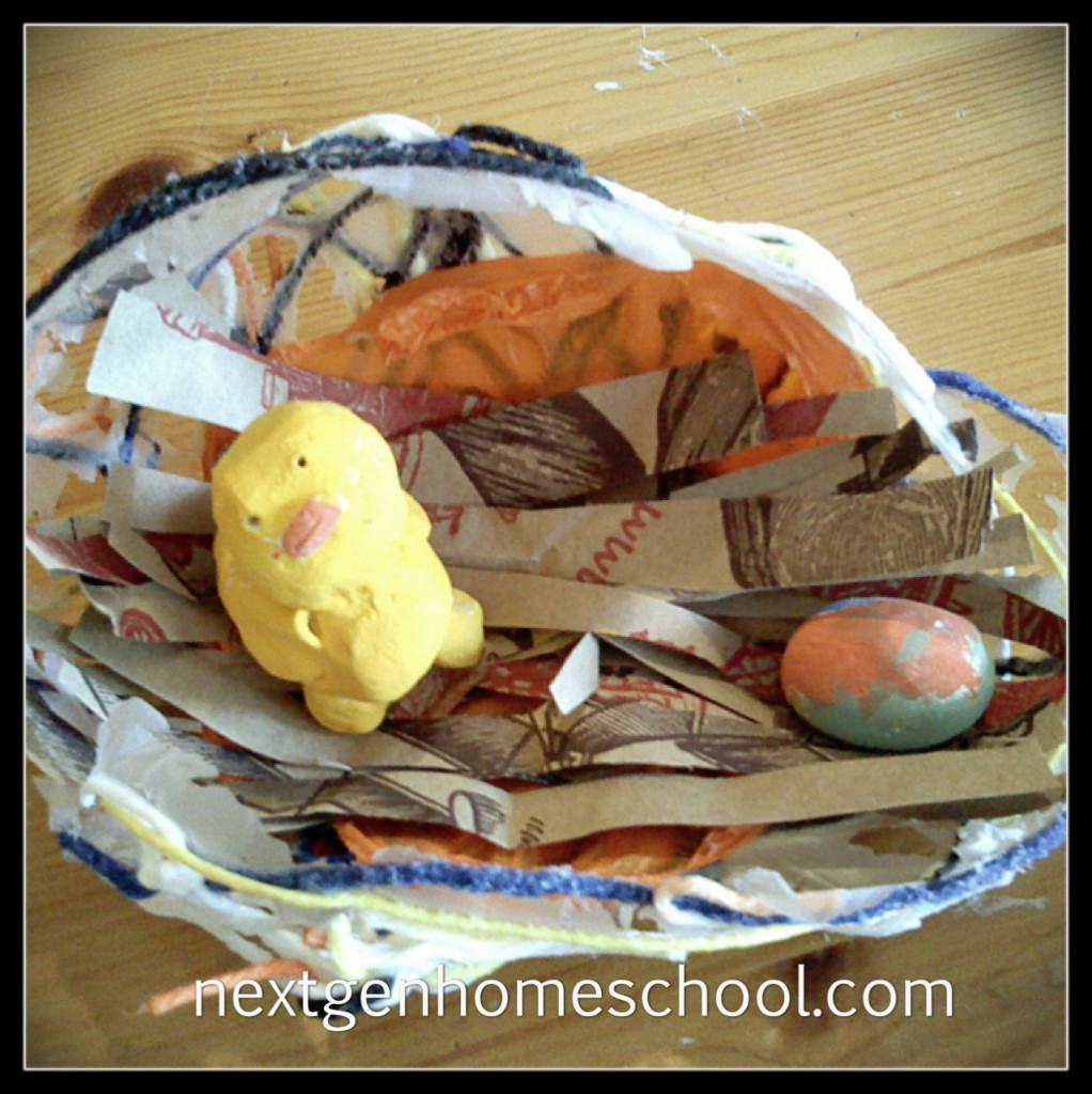 Homeschool Holidays Easter Eggs