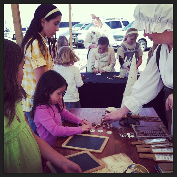 Living History Colonial School