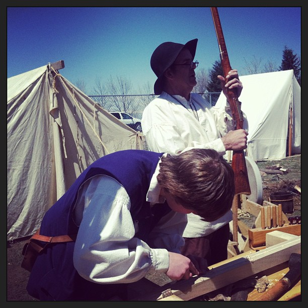 Living History Gunsmiths