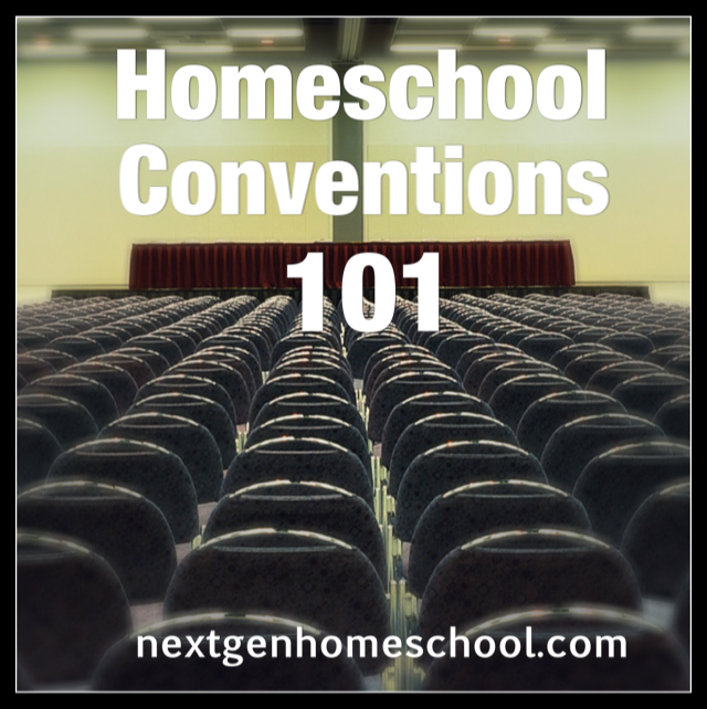 Homeschool Conventions 101