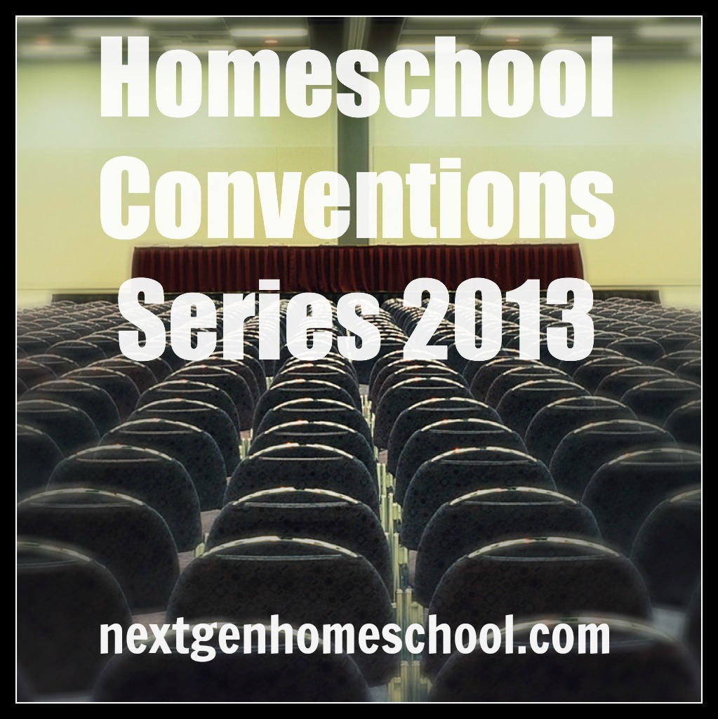 Homeschool Conventions Part 1: OCHEC Tulsa