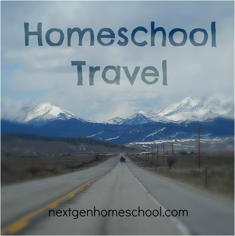 How to Plan for Homeschool Travel
