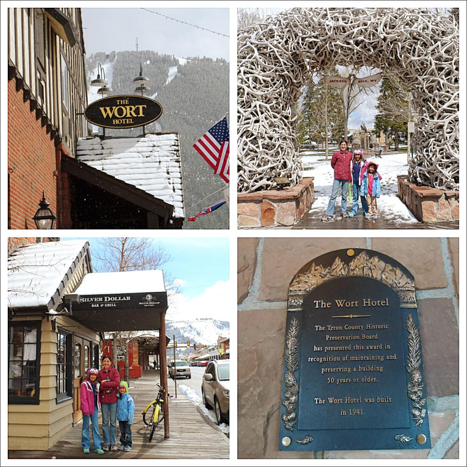 Homeschool Travel Town Tour History Jackson Hole