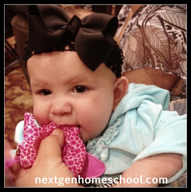 Homeschool Conventions Babies