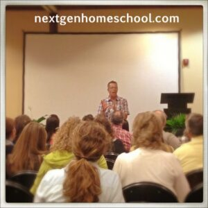 Homeschool Conventions Todd Wilson