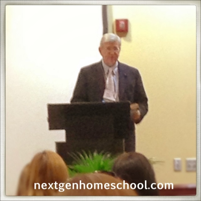 Homeschool Conventions J. Michael Smith