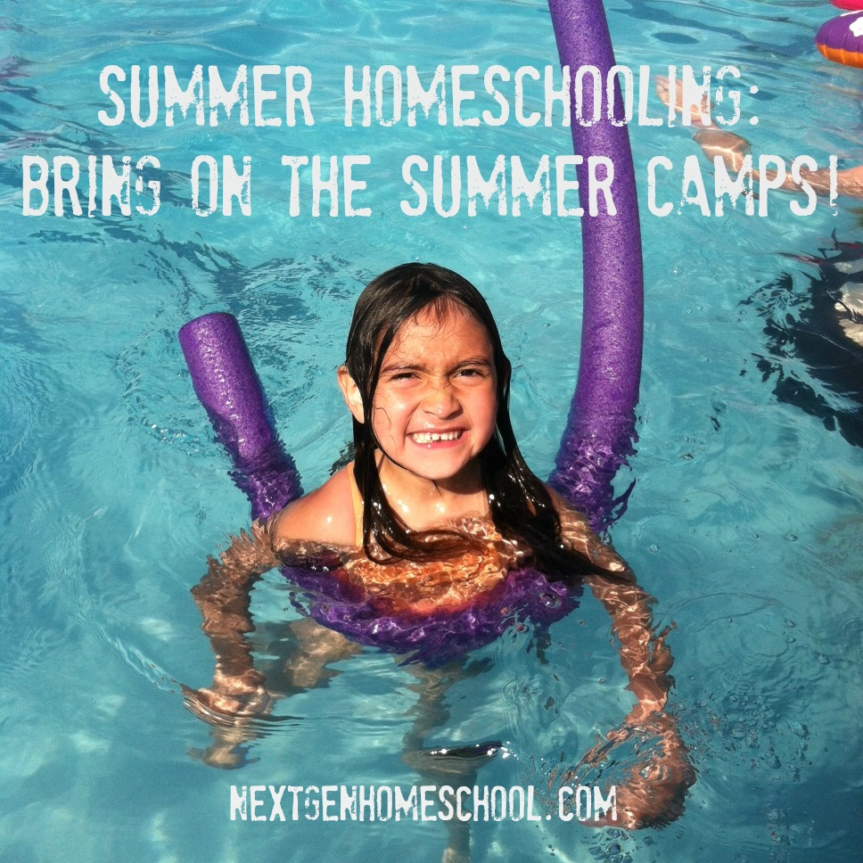 SummerHomeschoolCamps