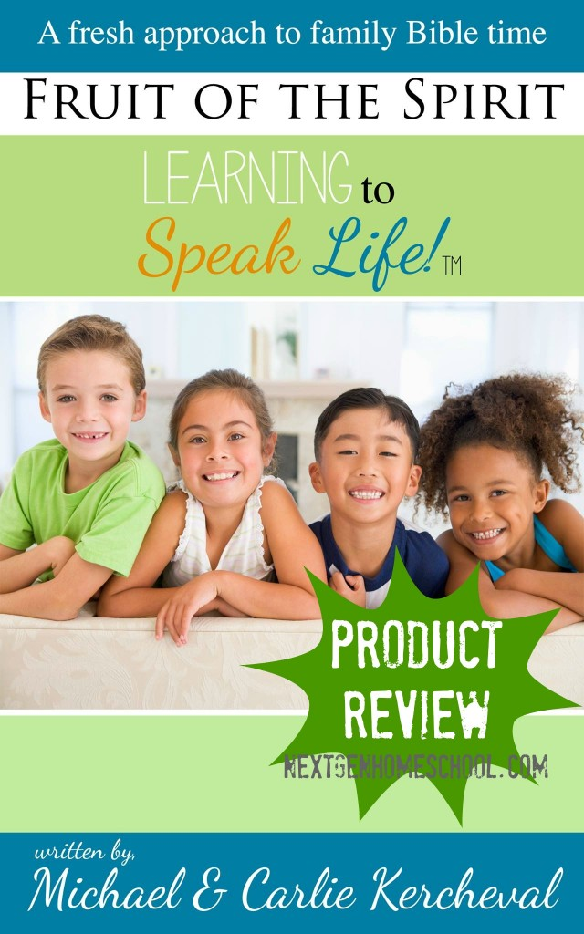 Learning To Speak Life Review