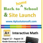 A+ Interactive Math Launch & Giveaway