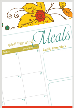 FREE Meal Planner