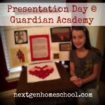 Flashback Friday: Guardian Academy's Unit Study Presentation Day