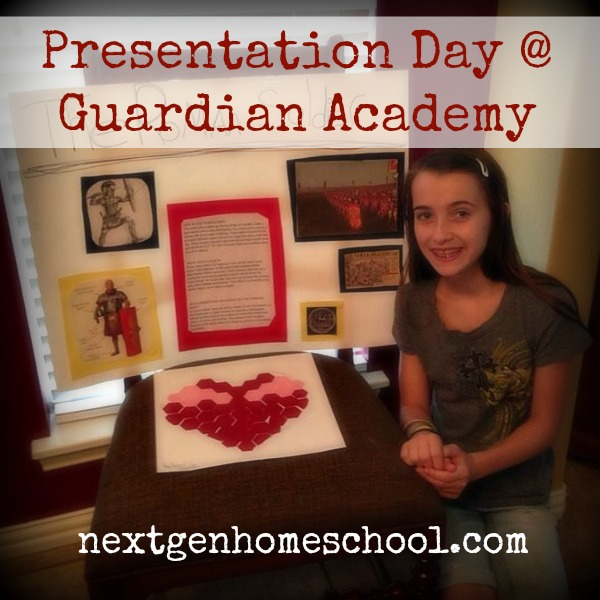 GuardianAcademyFirstPresDay