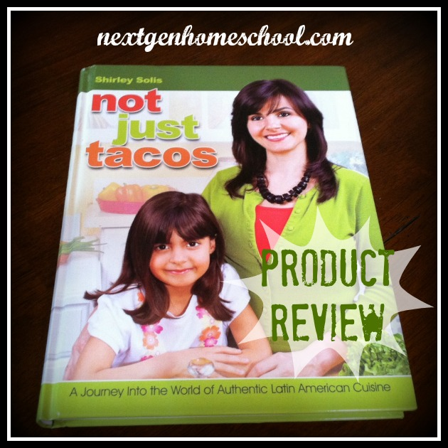 "Review: ""Not Just Tacos"" — Free This Week!"
