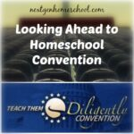 Looking Ahead to Teach Them Diligently D.C.