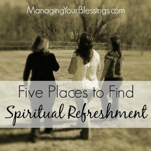 MYBFivePlacesSpiritualRefresh