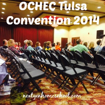Thoughts on OCHEC Tulsa Convention 2014