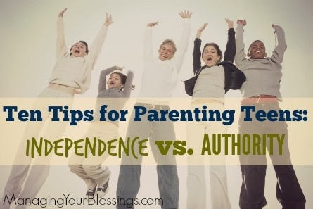 10 Tips for Parenting Teens With Wisdom & Love