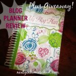 Review: Blog Planner from A Well-Planned Day