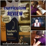 Review: Cover Story Writing for Middle School