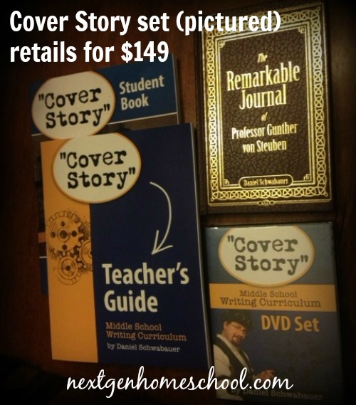 Review Cover Story Writing For Middle School