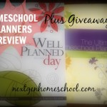 Review: Five Homeschool Planners + Giveaway
