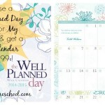 Homeschool Planner, Wall Calendar Duo Sale