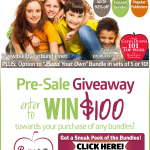 Build Your Bundle Homeschool: $100 Giveaway