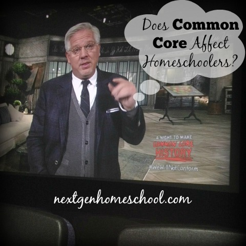 Does Common Core Affect Homeschoolers?