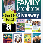 Giveaway: Family Toolbox for Parenting Teens