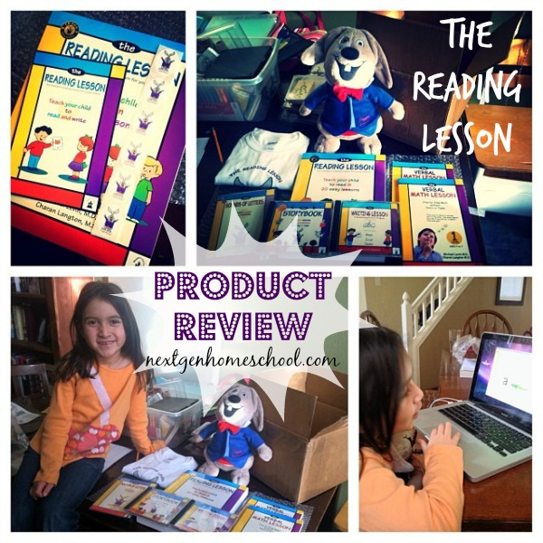 Review: The Reading Lesson Delivers Results