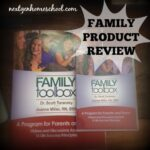 Review: Family Toolbox for Parenting Teens