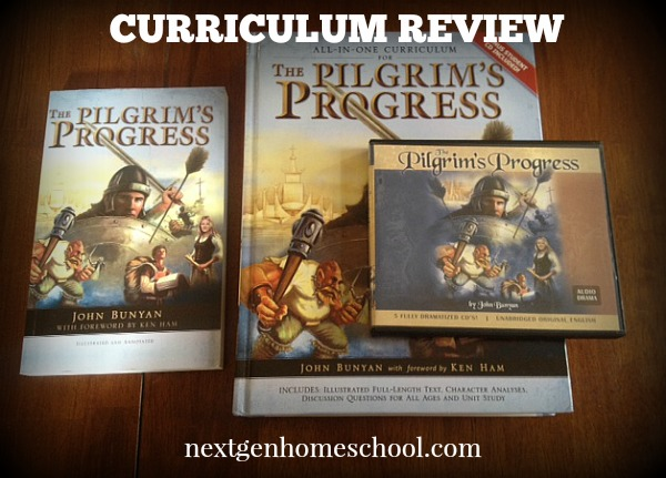 Review: AIG Pilgrim's Progress Curriculum