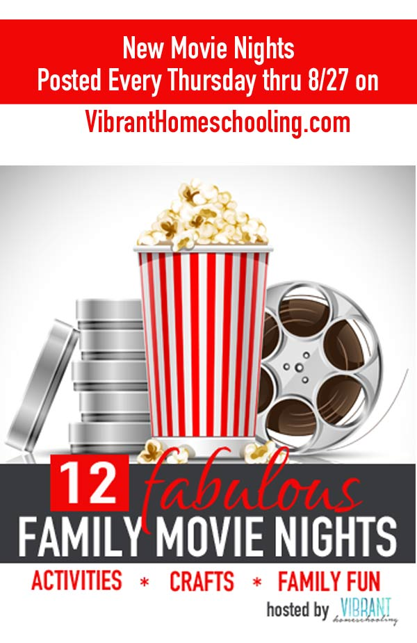 12 Fabulous Family Movie Nights