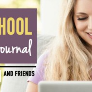 Homeschool Mother's Journal: October 17th