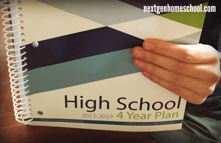 Review: HEDUA High School Planners