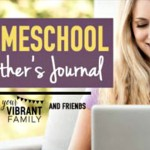 Homeschool Mother's Journal: October 24th