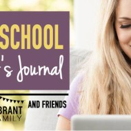 Homeschool Mother's Journal: Jan. 30, 2016